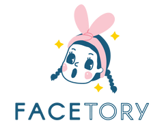 FACETORY skincare masks shop logo