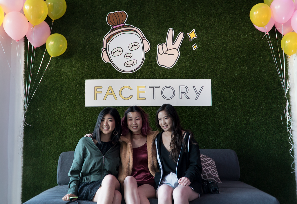FaceTory's First Ever Event!