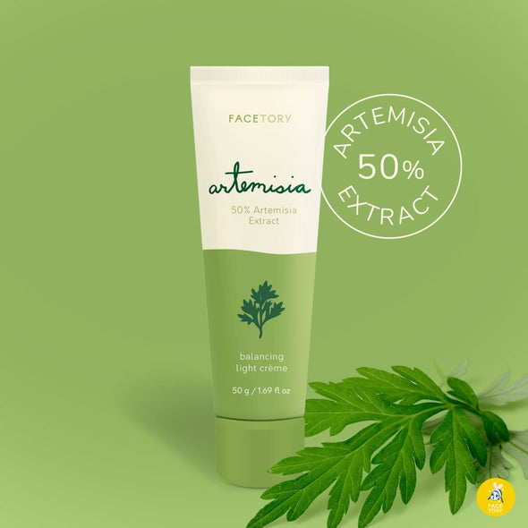 FaceTory Artemisia Balancing Light Facial Cream