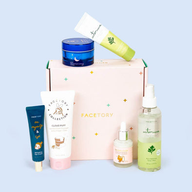 FaceTory Skincare Bundle (Value $95.70)