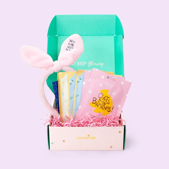 Mother's Day Sheet Mask Set (Value $46.95)