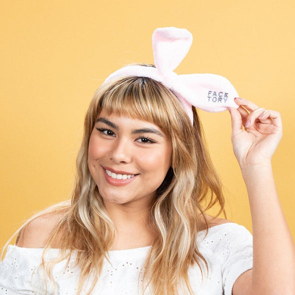 FaceTory Bow Bunny Hairband Version 2 Accessories FaceTory
