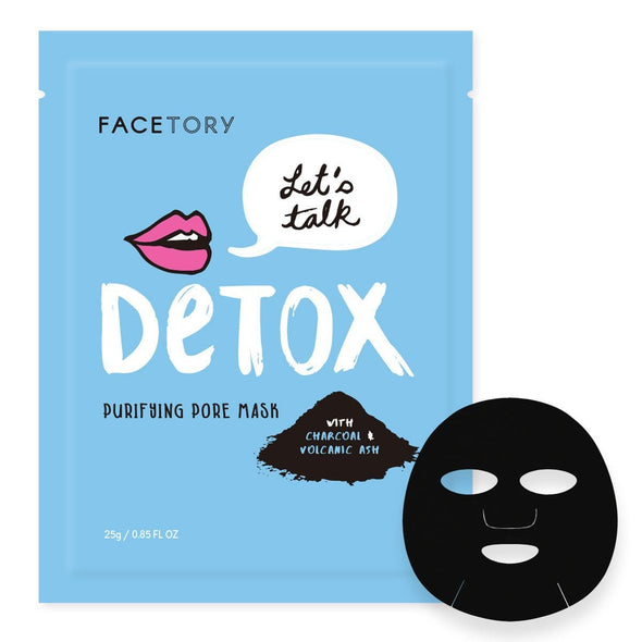 FaceTory Collection Facial Mask Set | For All Skin Types Sheet Mask FaceTory