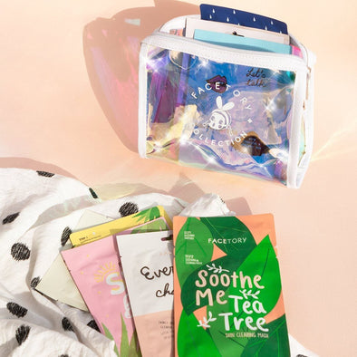 FaceTory Glow Getter Bundle (Value $70.50) Sheet Mask FaceTory