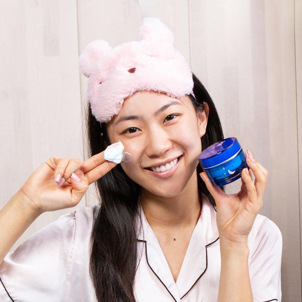 FaceTory Moon Velvet Sleeping Mask Skincare FaceTory