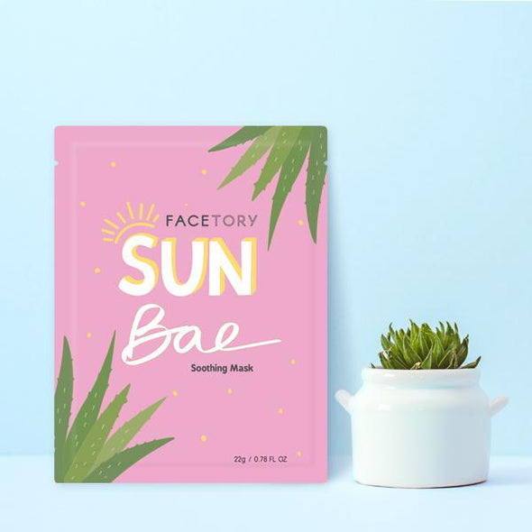 FaceTory Sun Bae Soothing Mask Sheet Mask FaceTory
