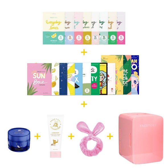 FaceTory Ultimate Story Collection 3.0 Box FaceTory