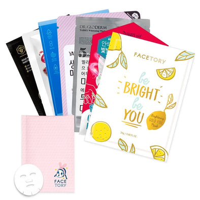 Hello Moisture Box for Dry Skin Subscription Box FaceTory