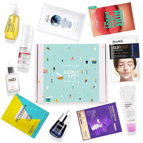 Lux PLUS Gift Subscription (2-Quarters) Gift Subscription Facetory