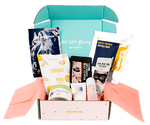 Lux PLUS Subscription (Annual) Subscription Box FaceTory