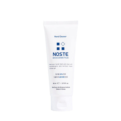 Noste Hand Cleaner - Hand Sanitizer (80ml) Hand Care NOSTE Biocosmetics Single Pack
