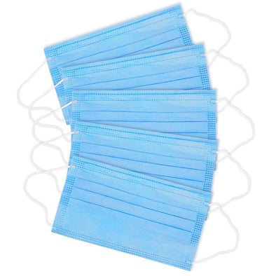 Protective Surgical Face Mask (Pack of 5) Accessories FaceTory