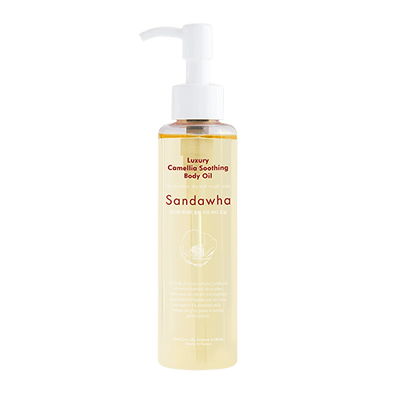 SanDaWha Camellia Luxury Body Oil