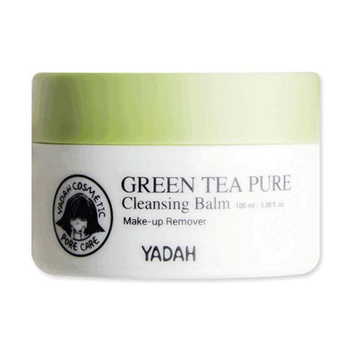 Yadah Green Tea Pure Cleansing Balm Skin Care Yadah