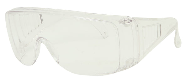 7652AFCL - Wholesale Extra Large Safety Cover Over Glasses with Anti-Fog Lens