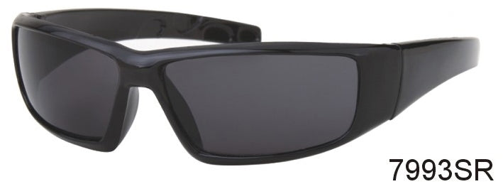 5bda32d6b273 7993SR - Wholesale Sports Wrap Style Reading Sunglasses – E Focus Inc