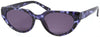 8124SR - Wholesale Women's Fashion Reading Sunglasses Blue Tortoise