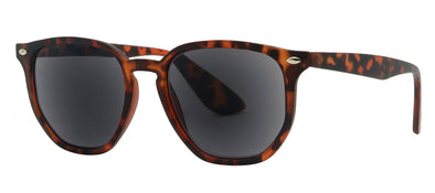 8143SR - Wholesale Unisex with Studs Reading Sunglasses