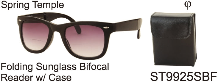 1ec0250e146e ST9925SBF - Wholesale Sunglass BiFocal Reading Glasses with Case – E Focus  Inc