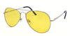 DST8302ND - Aviator Style Night Driving Glasses