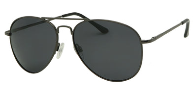 DST8303PL - Classic Aviator Style Polarized Sunglasses