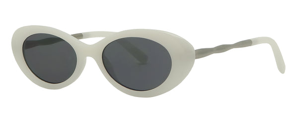 ML1643SD - Wholesale Women's Oval Shaped Fashion Sunglasses