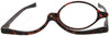 MU2940R - Wholesale Women's Make Up Reading Glasses in Brown