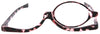 MU2940R - Wholesale Women's Make Up Reading Glasses in Pink