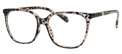 ST1526R -  Wholesale Unisex Marble Frame Pattern Reading Glasses