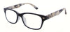 ST1952R - Marble Pattern Square Shaped Unisex Reading Glasses