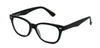 ST1953R - Wholesale Square Shaped Unisex Reading Glasses in Black