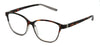 ST1958R - Wholesale Two Tone Cat Eye Reading Glasses in Grey