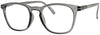 ST3455ACG - Wholesale Blue Light Blocking AR Coated Men's Keyhole Style Computer Glasses