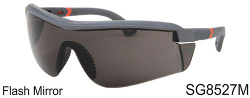 SG8527M - Wholesale Safety Glasses with top cushion