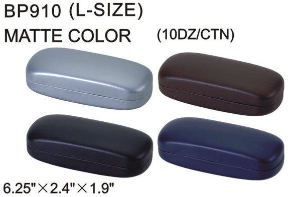 BP910 - Wholesale Large Size Clam Shell Case for Eyeglasses