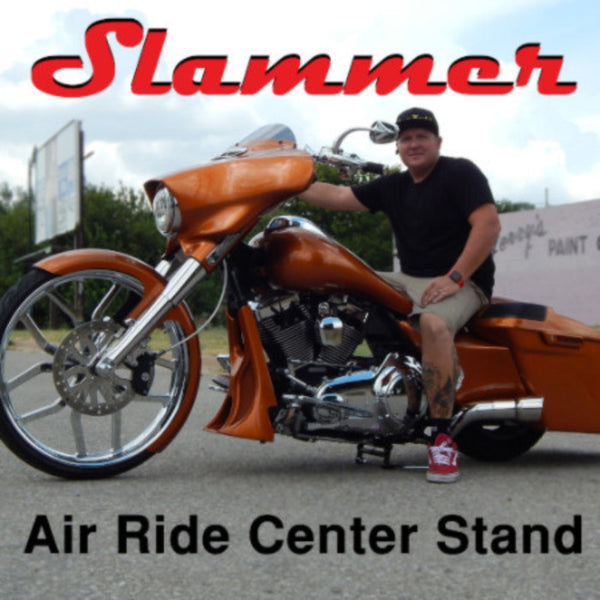 Victory Motorcycle Parts >> Air Ride Center Stand - Slammer by EZ Up – WheelDock