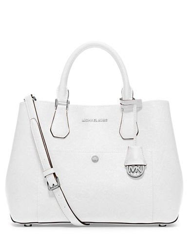 Michel Kors Greenwich Latge Tote Optic White