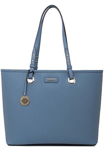 Dkny Tote Bryant Park Saffiano Shopper Light Blue Saffiano Ns Bag New