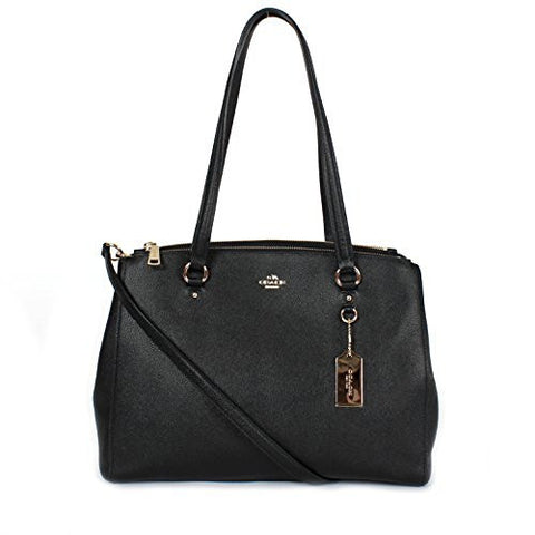 Coach 37148 Stanton Carryall in Crossgrain Leather Handbag Bag New Purse Satchel