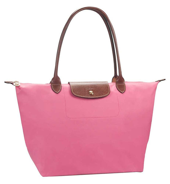 Longchamp Le Pliage Large Tote - Rosalie Rose