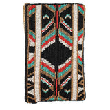 Mary Frances Women's Heritage Cell Phone Bag - Cpgp S001-557
