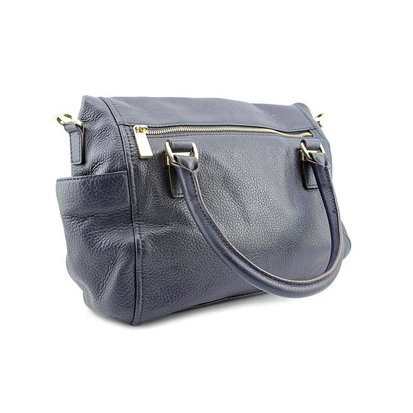 Michael Kors Large Weston Shoulder Bag in Midnight