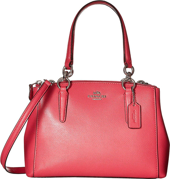 COACH Women's Crossgrain Mini Christie
