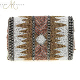 MARY FRANCES Culture Shock Clutch