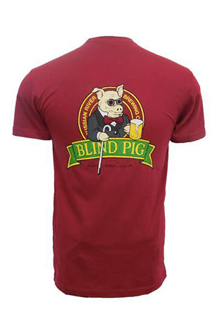 Blind Pig Short Sleeve Premium T-Shirt - Men's