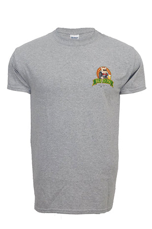 Blind Pig Short Sleeve T-Shirt - Gray