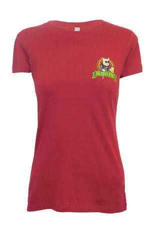 Blind Pig Short Sleeve Premium Ladies T-Shirt