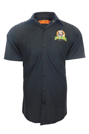 Blind Pig Work Shirt - Black