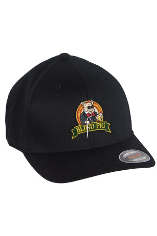 Blind Pig Flex Fit Hat