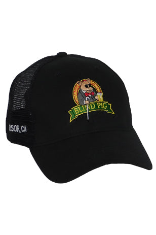 Blind Pig Trucker Hat